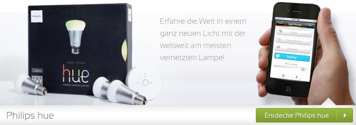Lampen Leuchten Onlineshop ClickLichtde Wohnzimmer Philips Hue