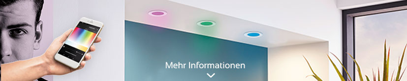 Mehr Informationen zu Eglo Connect