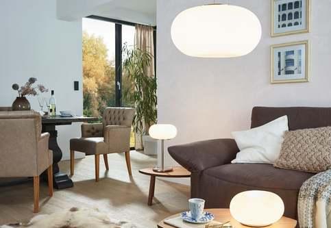 Modernes Wohnzimmerambiente
