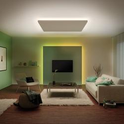 Led Wohnzimmer Elegant With Led Wohnzimmer Good Moderne