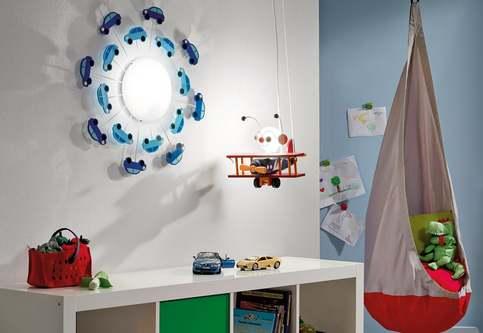 Gemütliches Kinderzimmer