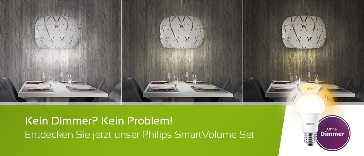 Philips SmartVolume Set