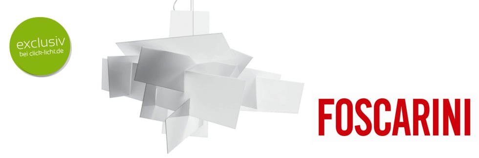 foscarini designer lampen click. Black Bedroom Furniture Sets. Home Design Ideas