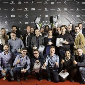 Die Gewinner des Shop Usability Awards aller Kateogrien