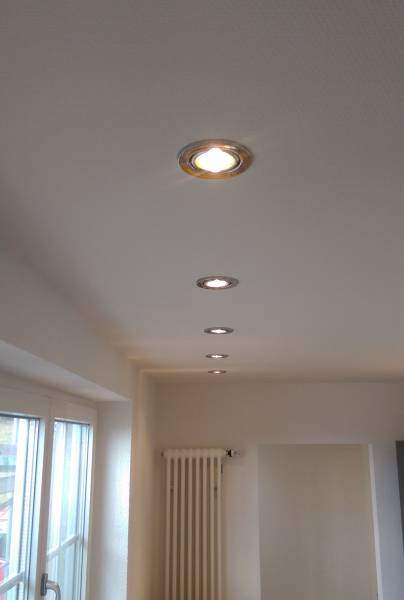 schwenkbarer einbauring in chrom deko light 4042943100740 click. Black Bedroom Furniture Sets. Home Design Ideas