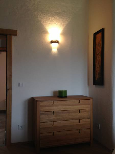 wandleuchte rustikal cecilia 332044316 philips 332044316 click. Black Bedroom Furniture Sets. Home Design Ideas