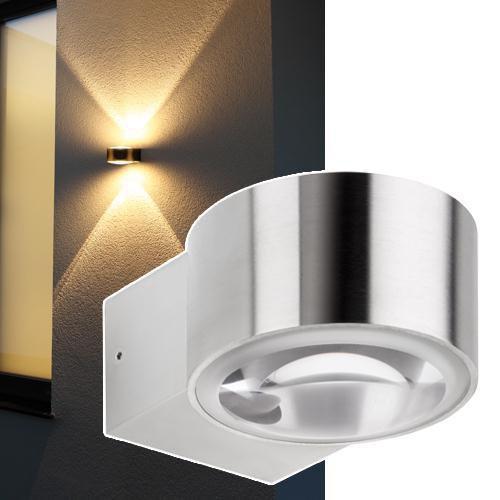geschmackvolle edelstahl aussenleuchte lcd licht creativ design gmbh 027 click. Black Bedroom Furniture Sets. Home Design Ideas