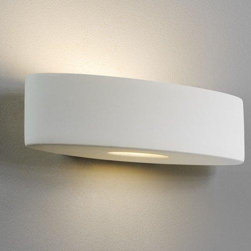 illumina moderne wandfluter ovaro wandleuchte preisvergleich lampe leuchte g nstig kaufen. Black Bedroom Furniture Sets. Home Design Ideas