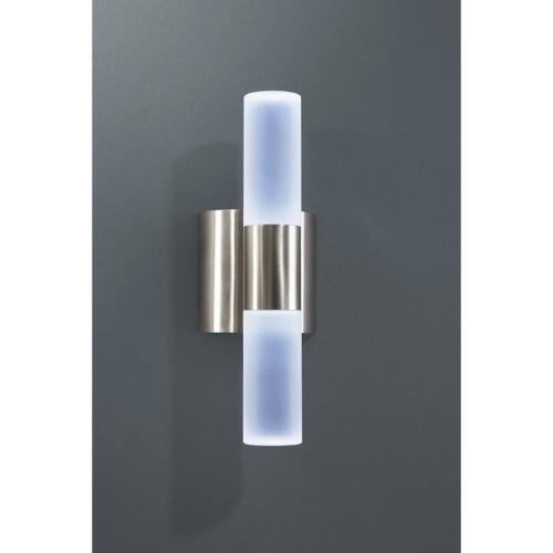 Massive LED-Wandaussenleuchte 3,2V 2-flg. Locarno 167144710