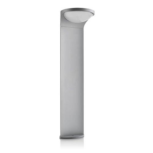 moderne solar led wegeleuchte dusk in grau philips. Black Bedroom Furniture Sets. Home Design Ideas