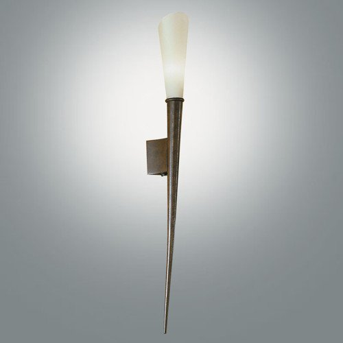 Rustikale Wandleuchte Shabby Braun Beige E14 Lampe Wand: Antike Wandleuchten