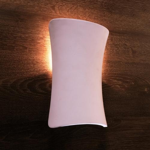 sch ne deko light wandleuchte matilda aus gips deko light 341046 click. Black Bedroom Furniture Sets. Home Design Ideas