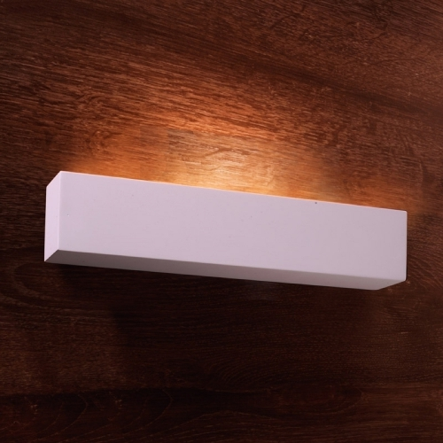 geradlinige deko light wandleuchte giada deko light. Black Bedroom Furniture Sets. Home Design Ideas