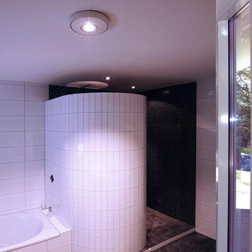 Deko-Light Wand- und Deckenleuchte LED in silber