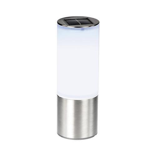 moderne solar led leuchte klepa 1 heitronic 36098. Black Bedroom Furniture Sets. Home Design Ideas