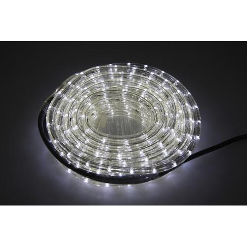 stylischer heitronic led lichtschlauch 9m klar neutralweiss 38110 heitronic 38110 click. Black Bedroom Furniture Sets. Home Design Ideas
