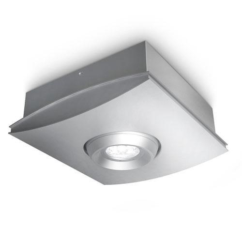 Hochwertige roomstylers elgar led spot aluminium for Hochwertige tischlampen