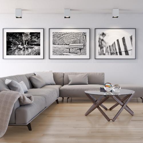 schwarze strahler spots aufbaustrahler shop click. Black Bedroom Furniture Sets. Home Design Ideas