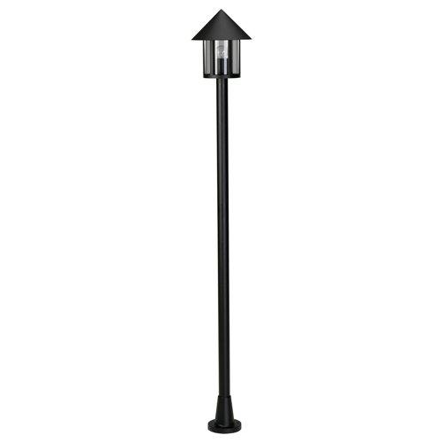albert mastleuchte aluminiumguss schwarz albert 664127. Black Bedroom Furniture Sets. Home Design Ideas