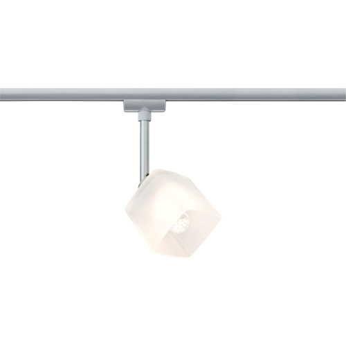 urail systemleuchte light easy led spot quad 1x3w gu10 chrom matt wei szl paulmann 95118. Black Bedroom Furniture Sets. Home Design Ideas