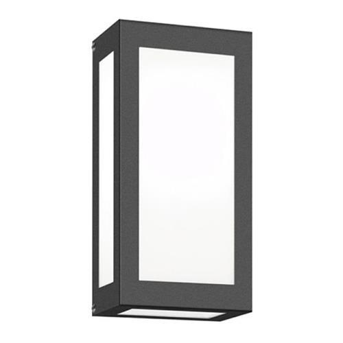 moderne au enwandleuchte aqua rain led in anthrazit cmd cmd 67 led click. Black Bedroom Furniture Sets. Home Design Ideas