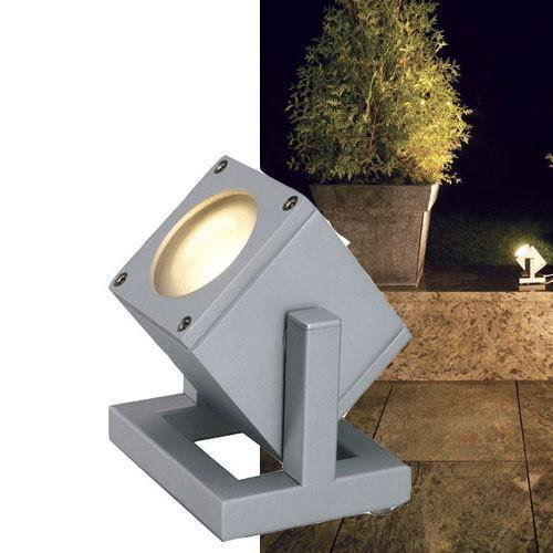 cubix i leuchte gu10 35w slv 132832 click. Black Bedroom Furniture Sets. Home Design Ideas