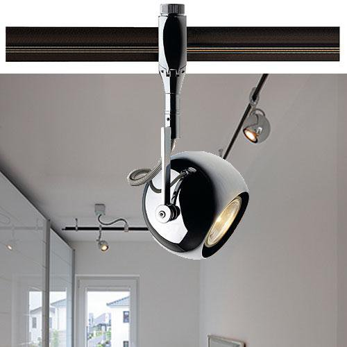 light eye gu10 spot f r easytec ii chrom slv 185692 click. Black Bedroom Furniture Sets. Home Design Ideas