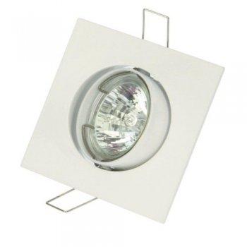 Weisse einbaustrahler ab lager click for Lampen quadratisch