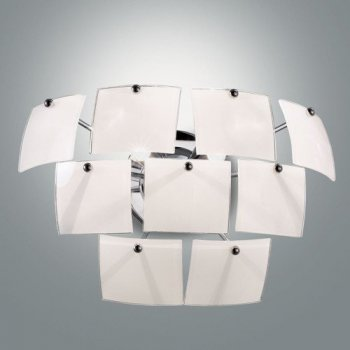 dekorative urania pendelleuchte wei fabas luce 2981 40 102 click. Black Bedroom Furniture Sets. Home Design Ideas