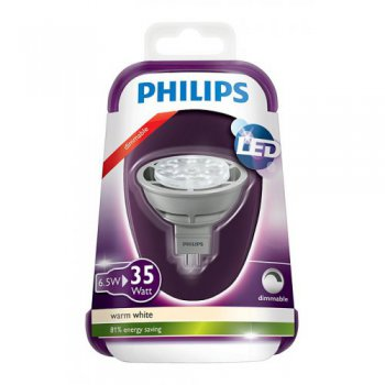 LED Reflektor 6,5W(35W) - Dimmbar