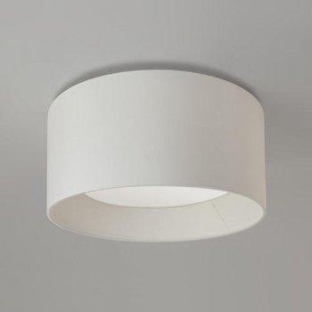 lampenschirm bevel rund 450 wei astro 4098 click. Black Bedroom Furniture Sets. Home Design Ideas