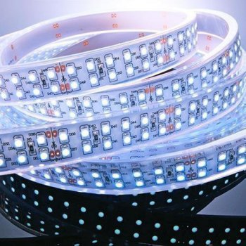 Flexibler LED Stripe IP 67, 24V, LED Typ 720x SMD 3528,...