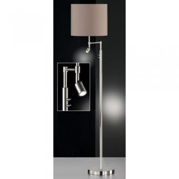 silberne stehleuchten stehlampen g nstig click. Black Bedroom Furniture Sets. Home Design Ideas