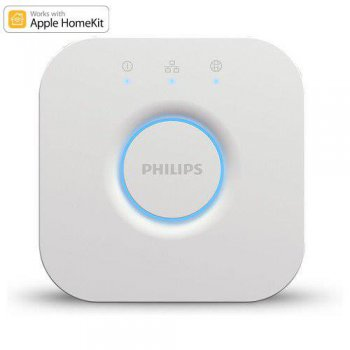 Philips Hue Bridge 2.0 mit Apple HomeKit Unterst�tzung