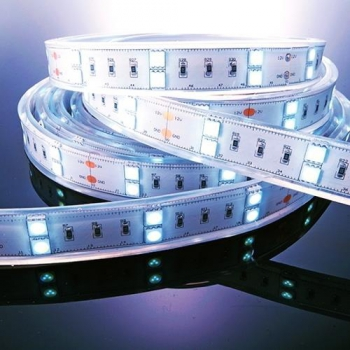 Flexibler LED Stripe IP 67, 12V, LED Typ 180x SMD 5050,...