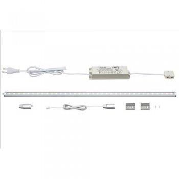 function linklight led lichtleiste basisset 7 5w satin. Black Bedroom Furniture Sets. Home Design Ideas