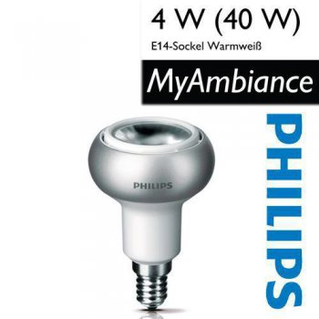 Philips MyAmbiance LED Spot 4W (40W) - Dimmbar