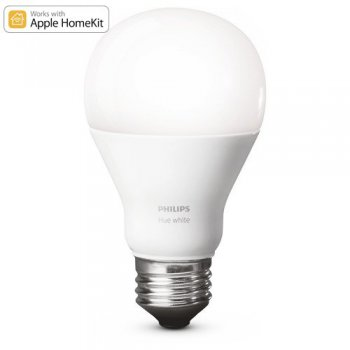 Philips Hue White LED E27 9.5W (60W), 2700K, dimmbar
