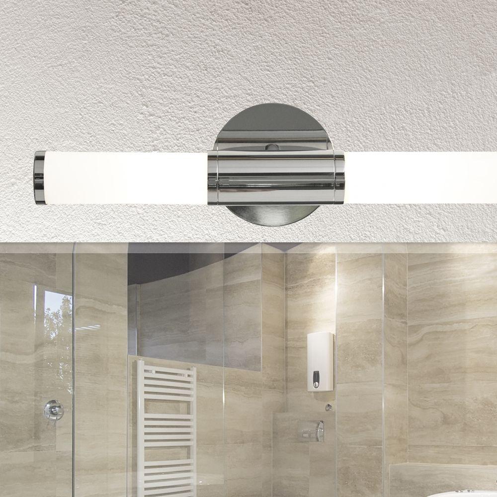 Zweiflammige Wandleuchte speziell fürs Badezimmer 🧛 click-licht.de