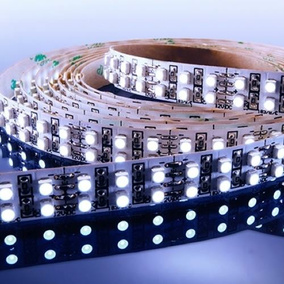 Flexibler LED Stripe IP 20, 12V, LED Typ 720x SMD 3528,...