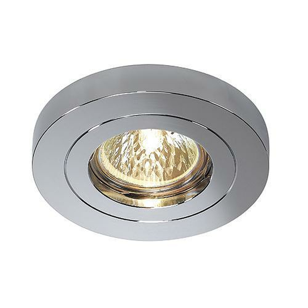 Chrom Downlight, rund, G5,3, max.50W