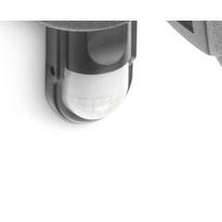 traditionelle wandau enleuchte creek mit bewegungsmelder in schwarz philips 153883016. Black Bedroom Furniture Sets. Home Design Ideas