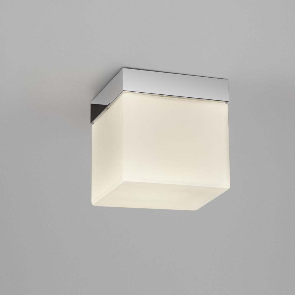 Badezimmer deckenleuchte sabina square aus opalglas astro 1292002 click - Badezimmer deckenleuchte ...