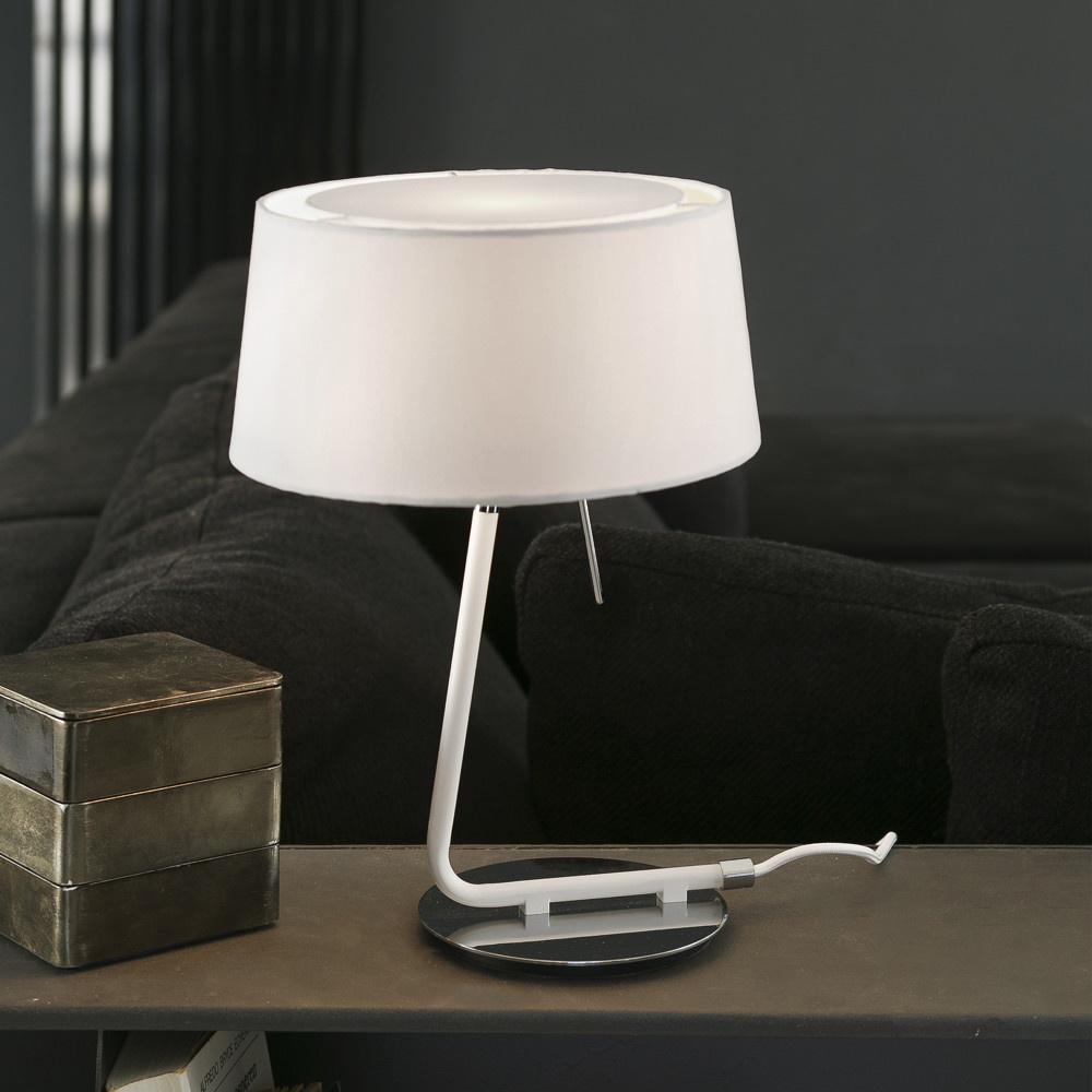 edle faro tischleuchte hotel versch farben faro click. Black Bedroom Furniture Sets. Home Design Ideas