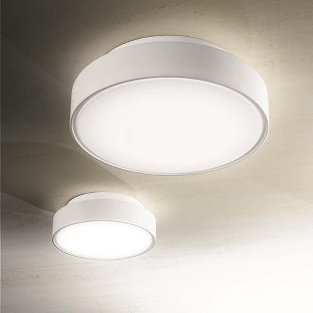 moderne deckenleuchte hatton mit sensor und in 250 mm fabas luce 3226 61 102 click. Black Bedroom Furniture Sets. Home Design Ideas