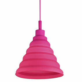 Moderne Pendelleuchte Multi Colours in Pink