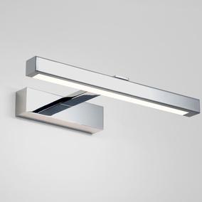 Hochwertige Kashima LED Badezimmerleuchte In Chrom 35,0cm.