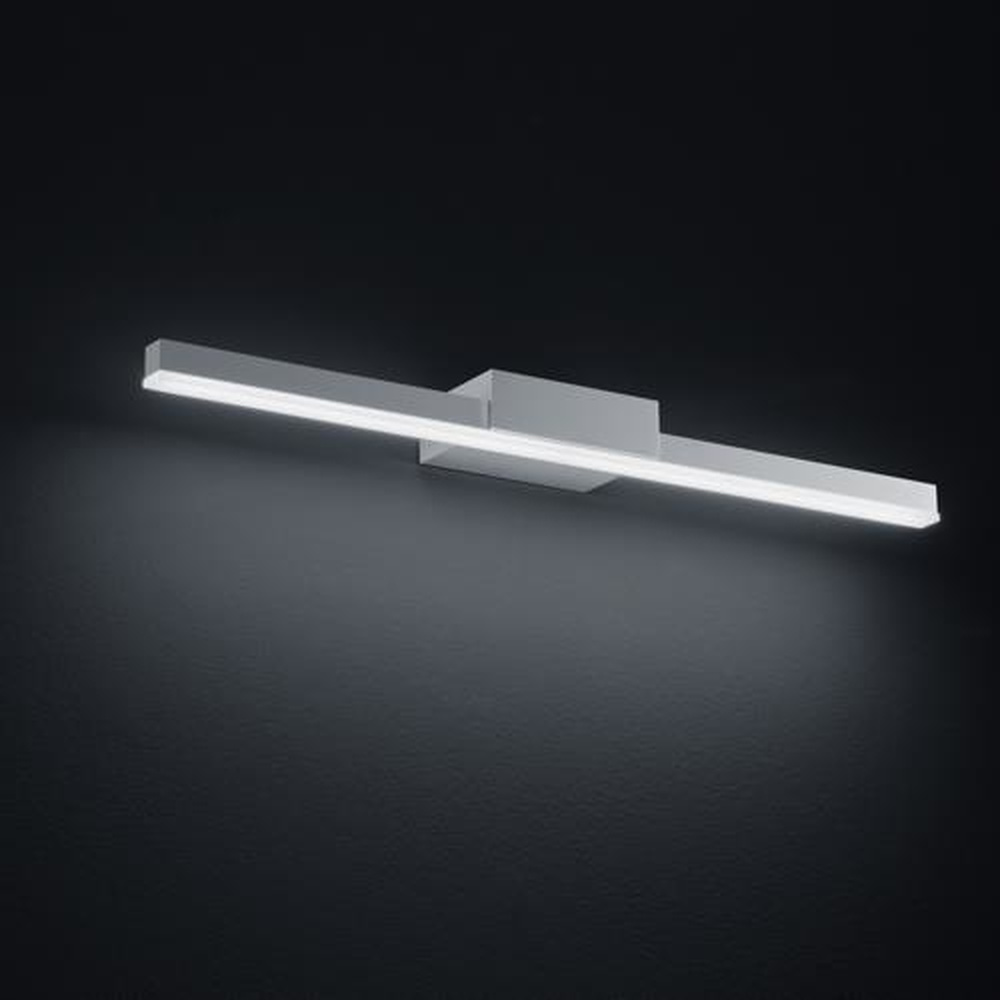LED Wandleuchte Ivy in aluminium-matt 16,8W 1620lm IP54 300mm