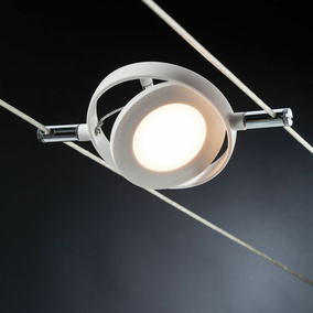 schickes led seil set discled ii in chrom matt paulmann 94110 click. Black Bedroom Furniture Sets. Home Design Ideas