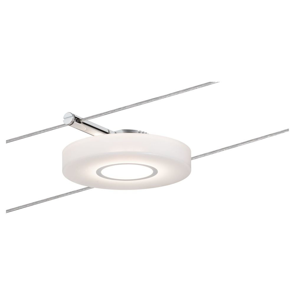 Sch�ner LED Spot DiscLED 1 in chrom
